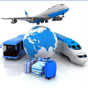 Rail Shipping and Aviation