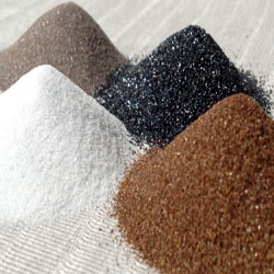Abrasives and Grains