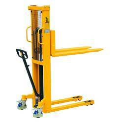 Hydraulic Cranes Jacks and Stackers