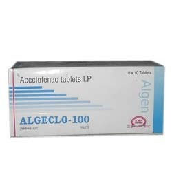 Aceclofenac 100mg Tablets in Delhi
