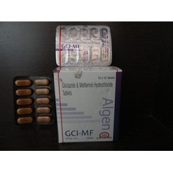 Gliclazide and Metformin Tablets from Algen Exports