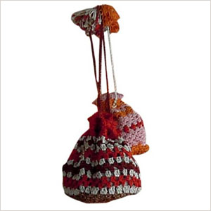 Crochet Pouches in Delhi