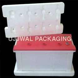 Battery Packaging Thermocol Boxes